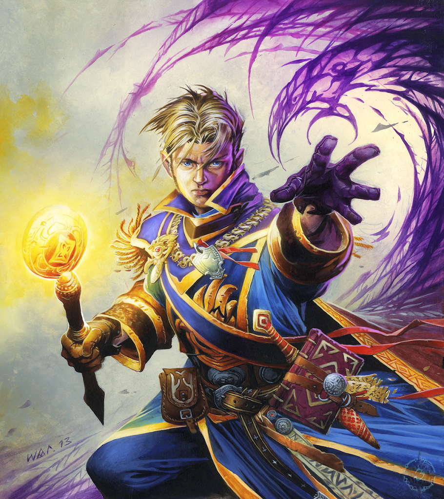 Anduin Wrynn | World of WarCraft, WarCraft, wow, azeroth, lore