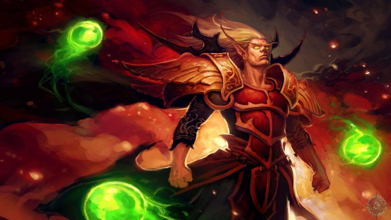 Kael'thas Sunstrider   World of WarCraft, WarCraft, wow, azeroth, lore