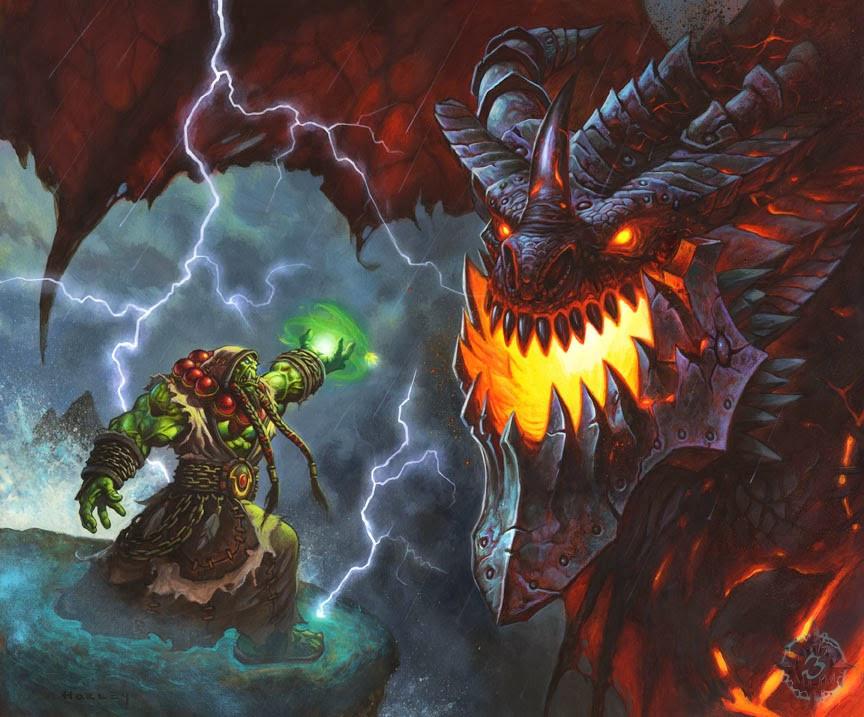 O Dever das Revoadas | World of WarCraft, WarCraft, wow, azeroth, lore
