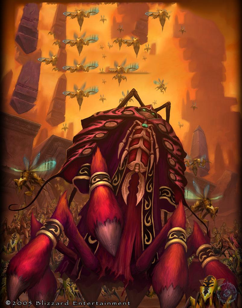 Profeta Skeram | World of WarCraft, WarCraft, wow, azeroth, lore