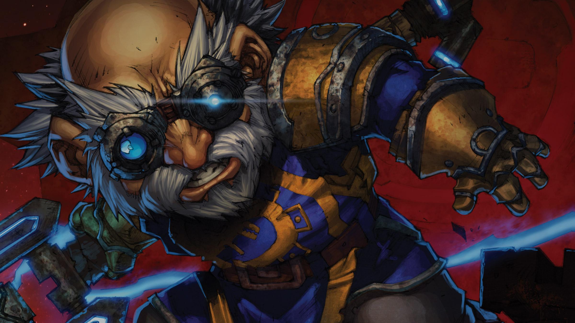 Gelbin Mekkatorque - Interrompido   World of WarCraft, WarCraft, wow, azeroth, lore