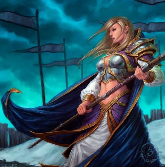Jaina Proudmoore | World of WarCraft, WarCraft, wow, azeroth, lore