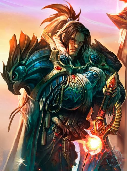 Varian | World of WarCraft, WarCraft, wow, azeroth, lore