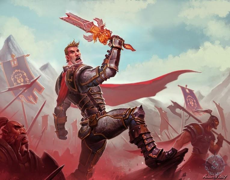 Turalyon | World of WarCraft, WarCraft, wow, azeroth, lore