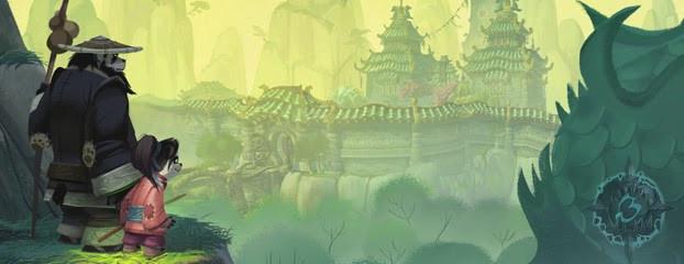 Diario de Viagem da Li Li – Quinto registro: A Floresta de Jade | World of WarCraft, WarCraft, wow, azeroth, lore