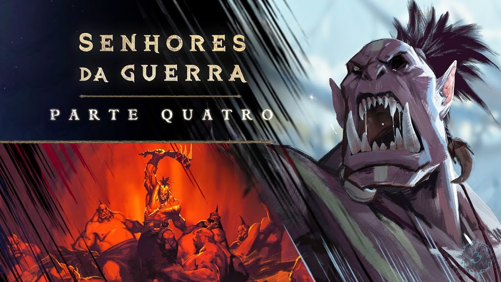 Kilrogg | World of WarCraft, WarCraft, wow, azeroth, Senhores da Guerra