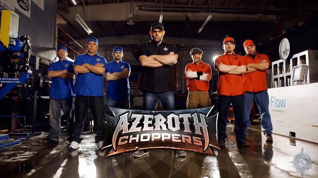 Azeroth Choppers   World of WarCraft, WarCraft, wow, azeroth