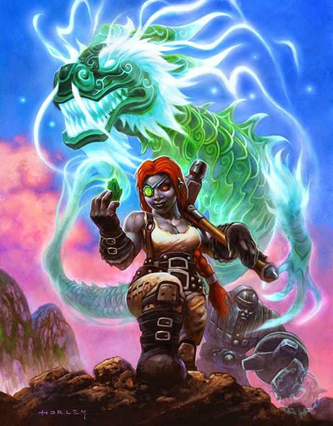 Os Caçadores de Jade | World of WarCraft, WarCraft, wow, azeroth, lore