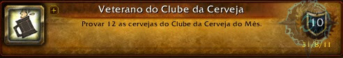 veterando do clube