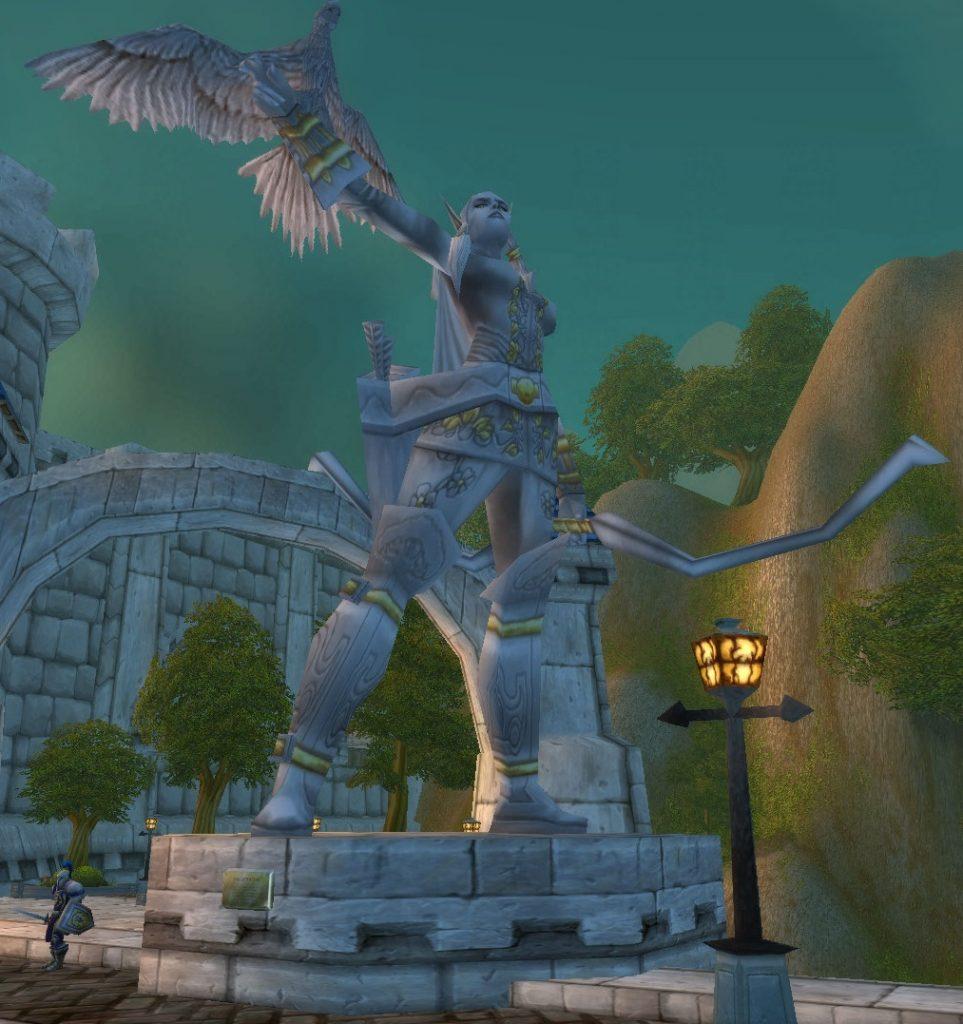 Alleria Correventos   World of WarCraft, WarCraft, wow, azeroth, lore