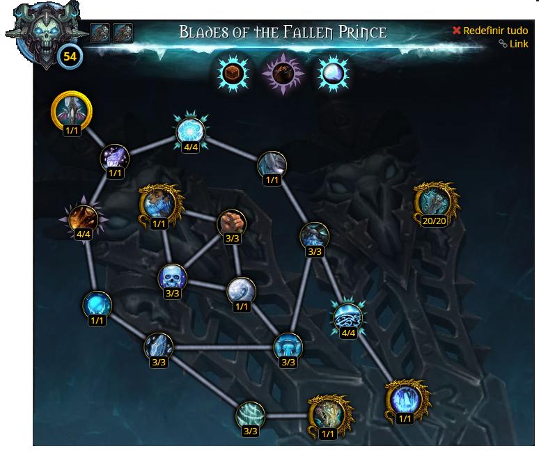 Artefato DK Frost | World of WarCraft, WarCraft, wow, azeroth, lore