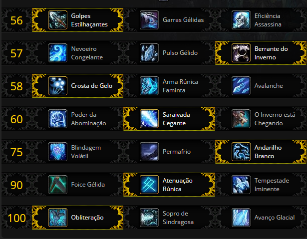 Build DK Frost PVE | World of WarCraft, WarCraft, wow, azeroth, lore