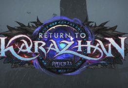 Retorno a Karazhan | World of WarCraft, WarCraft, wow, azeroth, lore
