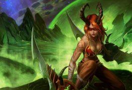 Havoc Demon Hunter | World of WarCraft, WarCraft, wow, azeroth, lore