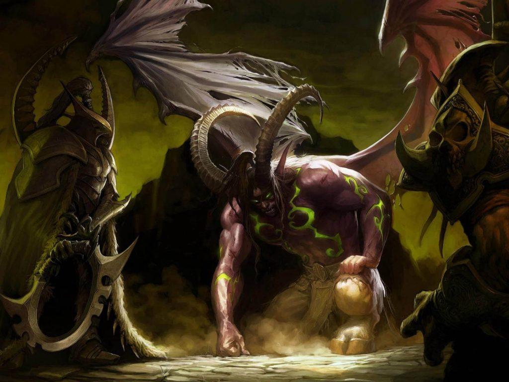 Illidan | World of WarCraft, WarCraft, wow, azeroth, lore