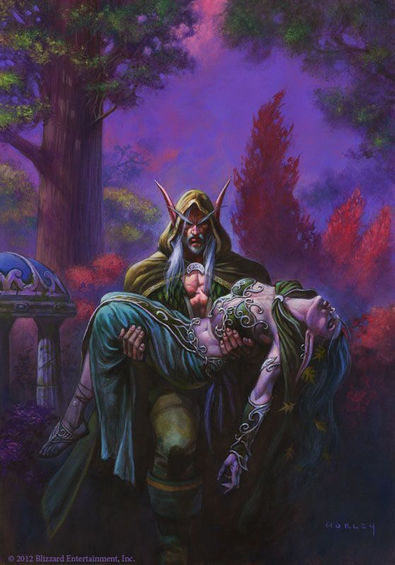 Jarod Shadowsong | World of WarCraft, WarCraft, wow, azeroth, lore