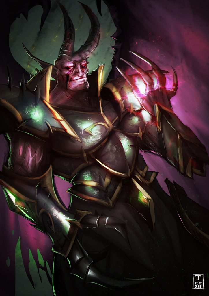 Balnazzar | World of WarCraft, WarCraft, wow, azeroth, lore