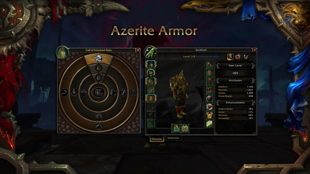 Batalha por Azeroth | World of WarCraft, WarCraft, wow, azeroth, lore