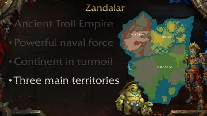 Zandalar | World of WarCraft, WarCraft, wow, azeroth, lore