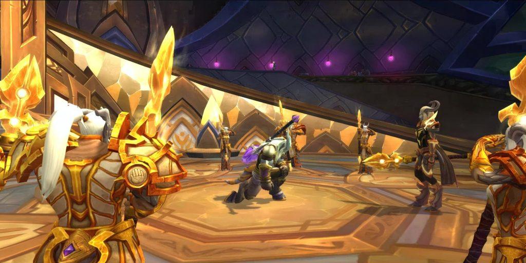 Draeneis Forjados na Luz | World of WarCraft, WarCraft, wow, azeroth, lore