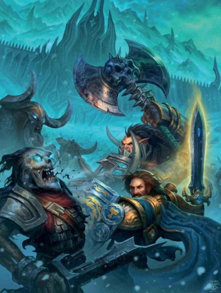 Dranosh Saurfang   World of WarCraft, WarCraft, wow, azeroth, lore