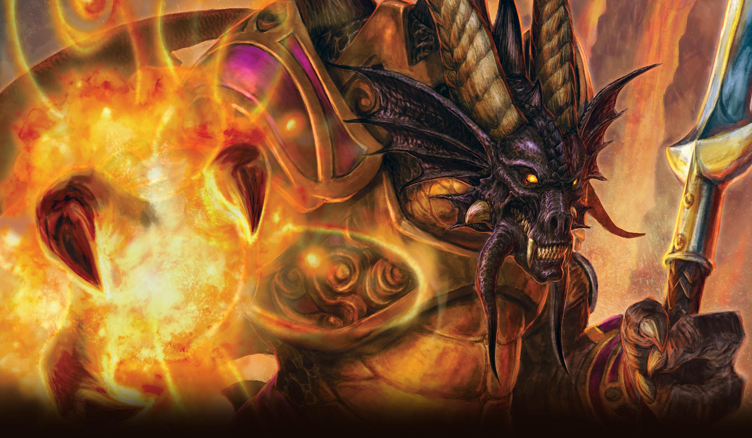 Investida ao Covil do Asa Negra (Assault on Black Wing Lair) | World of WarCraft, WarCraft, wow, azeroth, lore