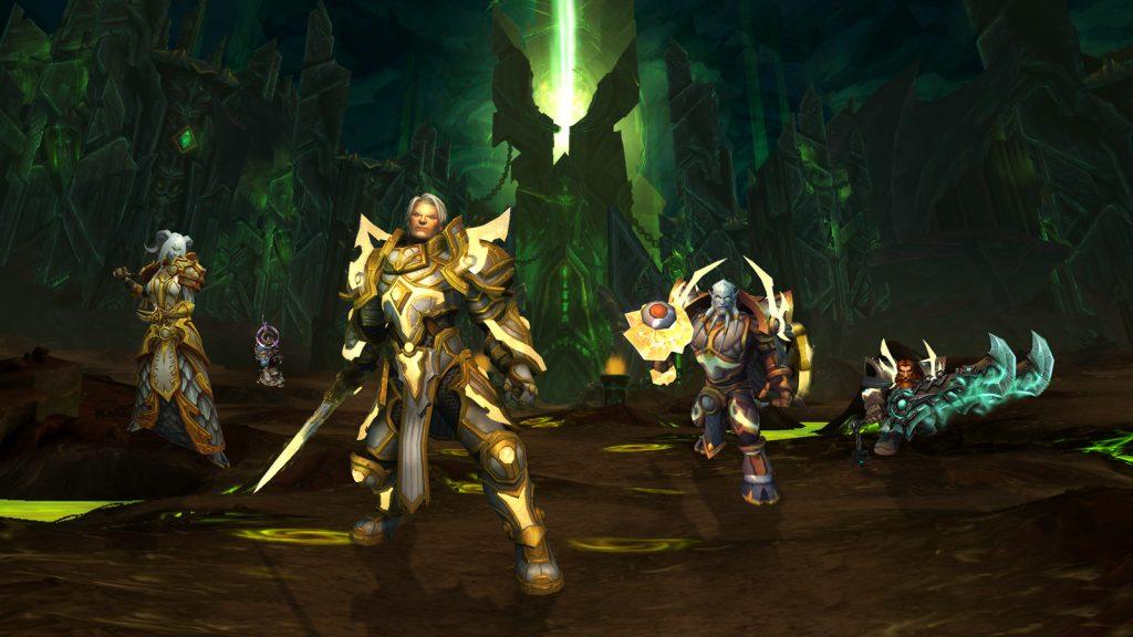 Naaru's | World of WarCraft, WarCraft, wow, azeroth, lore