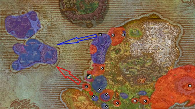Futuro dos Kaldorei | World of WarCraft, WarCraft, wow, azeroth, lore