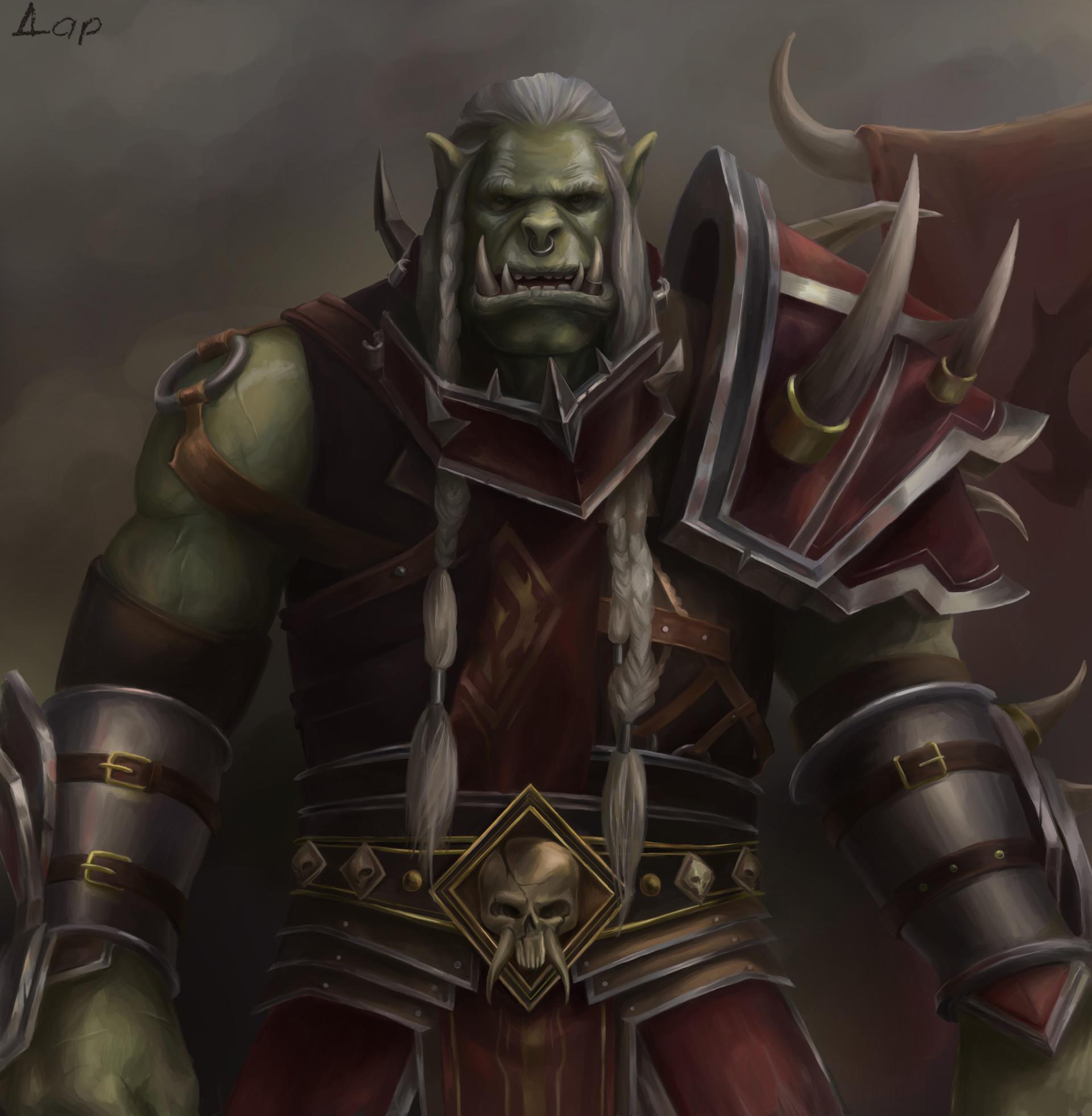 Varok Saurfang | World of WarCraft, WarCraft, wow, azeroth, lore