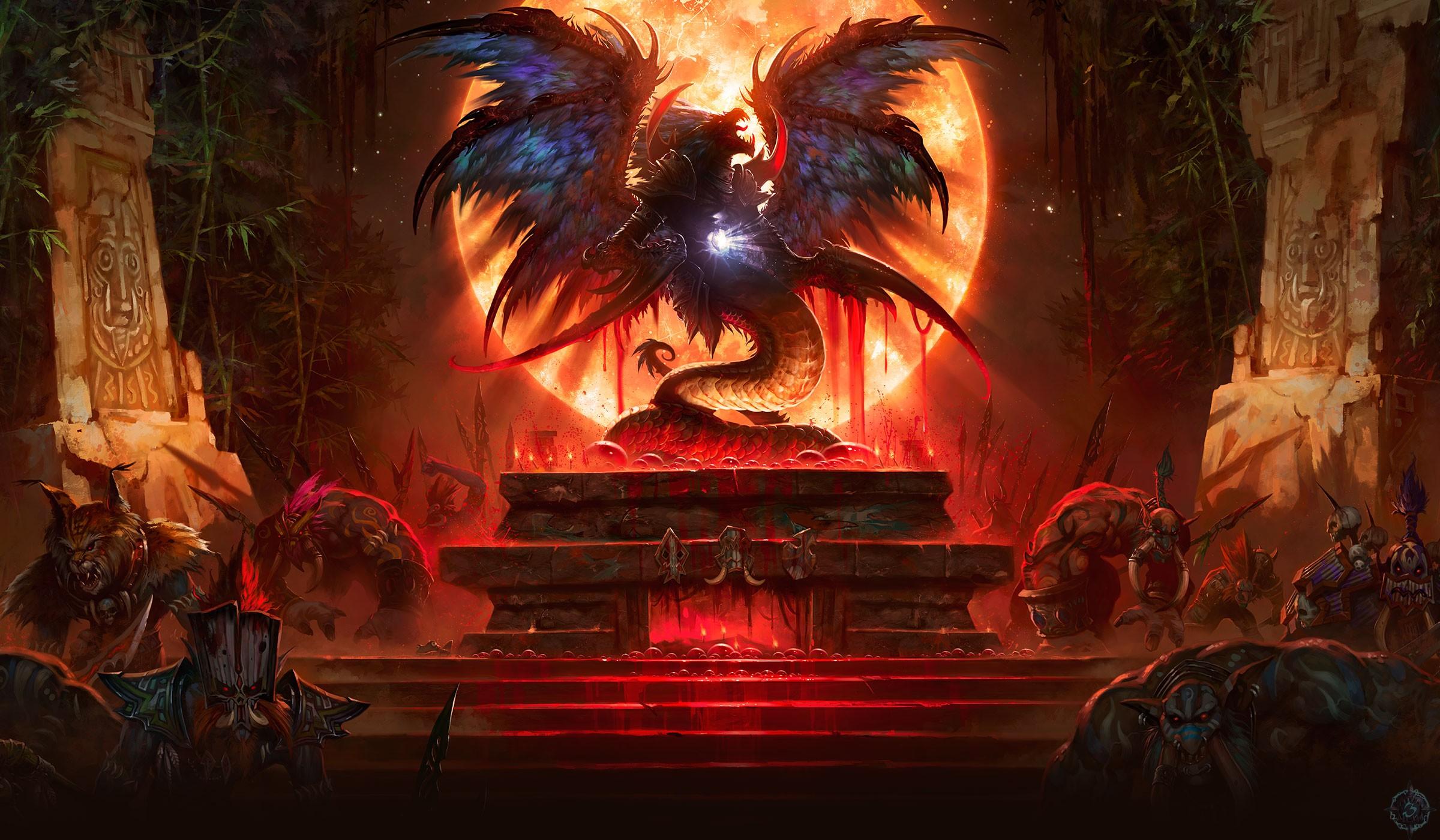 Ascensão dos Zandalari | World of WarCraft, WarCraft, wow, azeroth, lore