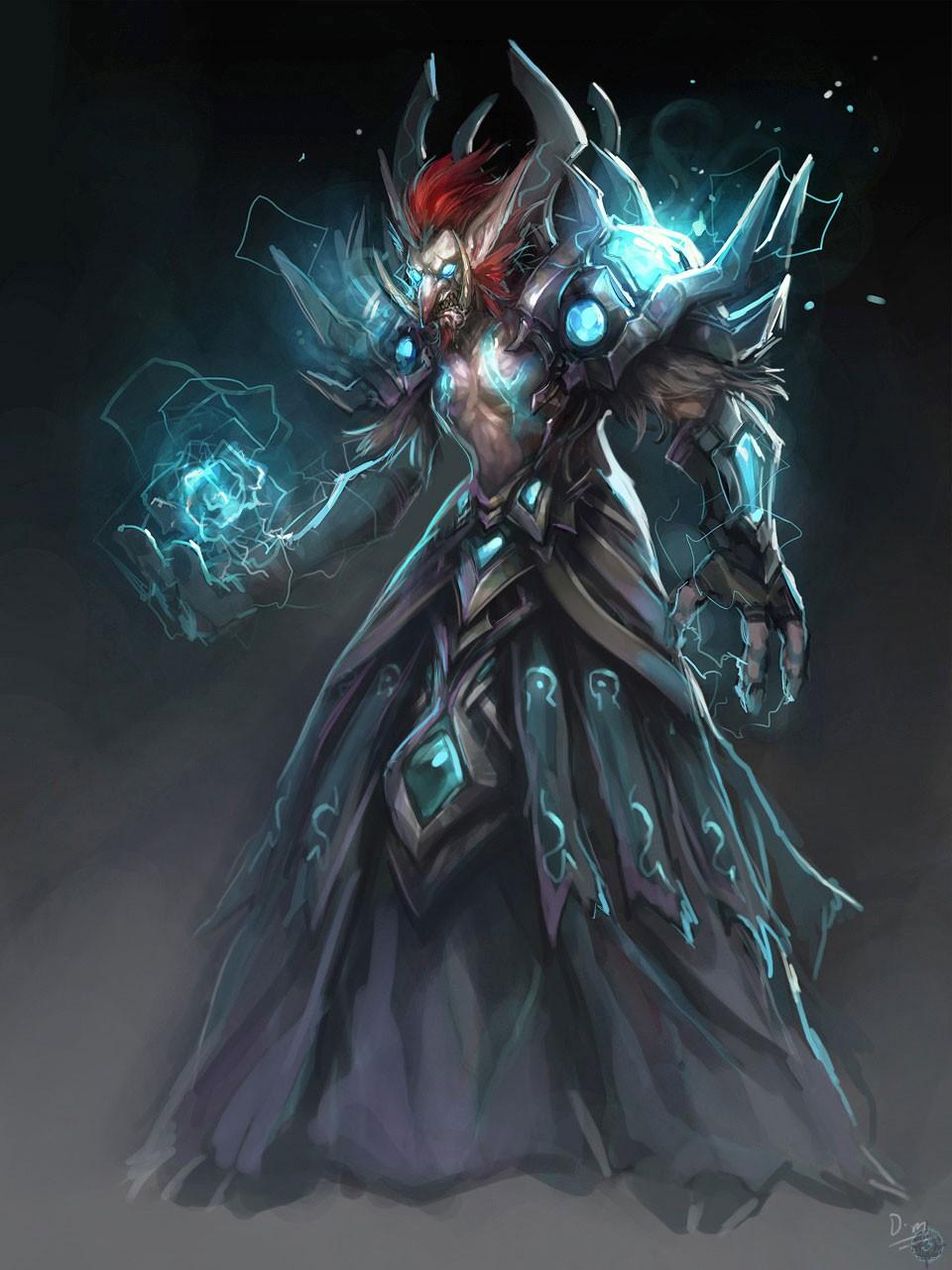 Zabra Hexx   World of WarCraft, WarCraft, wow, azeroth, lore